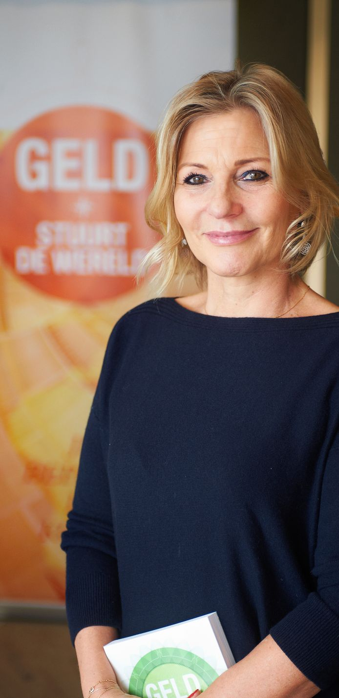 Anne-Marie Rakhorst uit Heeswijk Dinther publiceerde eerder over duurzaam beleggen.