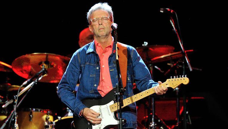 Eric Clapton Beeld EPA