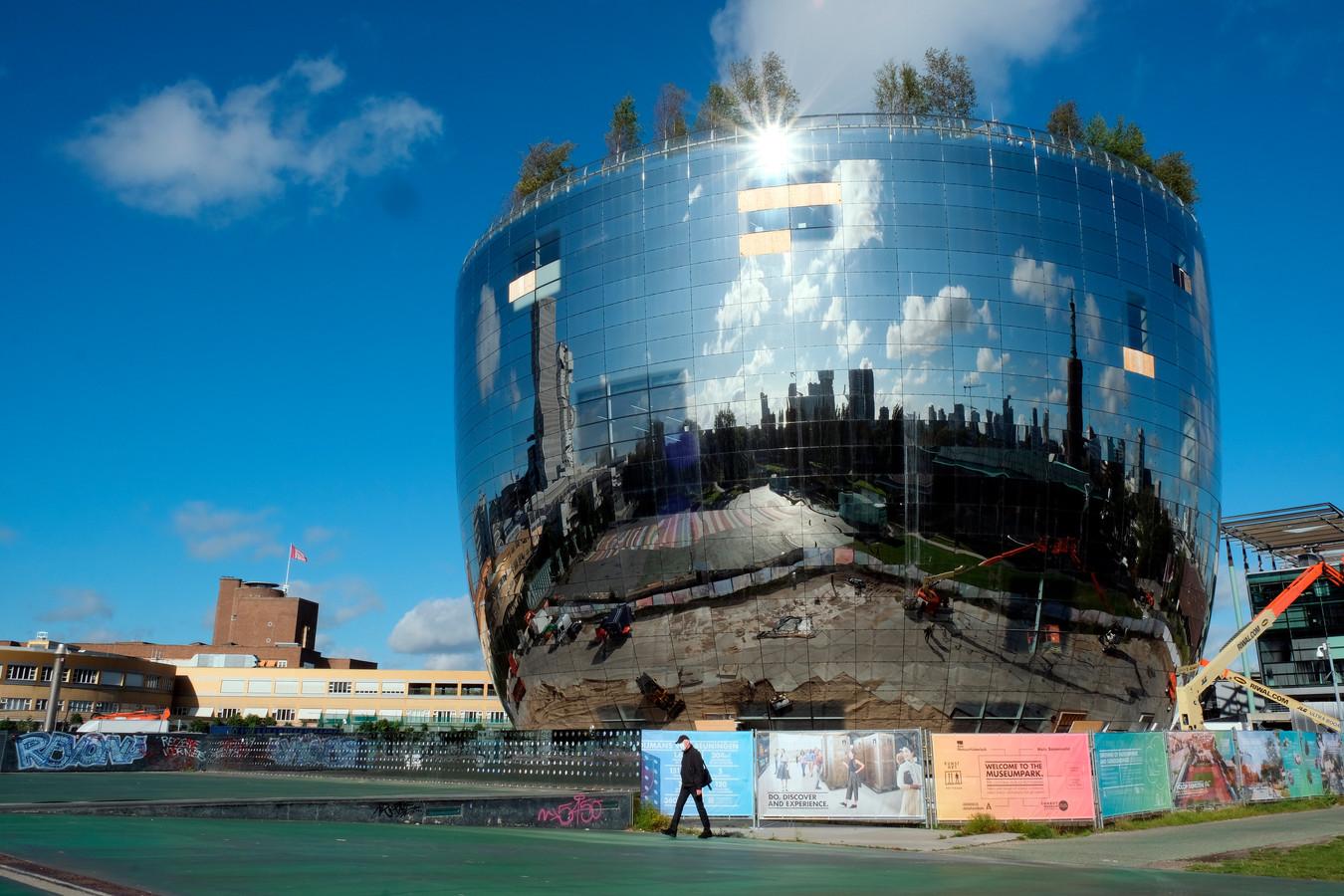 Recentelijk ontwierp Winy Maas het nieuwe depot van museum Boijmans Van Beuningen in Rotterdam.