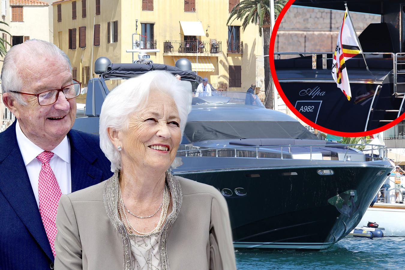 Koning Albert en koningin Paola genoten jarenlang van hun jacht Alpa IV, in 2009 aangekocht voor 4,6 miljoen euro. Het schip voer onder de vlag van de Belgische marine, hoewel het geen eigendom was van Defensie.
