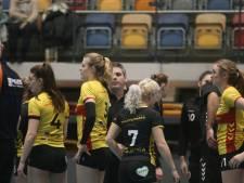 Volleybalsters Dynamo verzuimen bekerfinalist VCN pootje te lichten