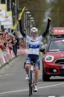Maastricht en Valkenburg komende jaren nog start- en finishplaats in Amstel Gold Race