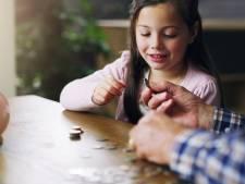 L'argent de poche et les petits travaux pour expliquer la valeur de l'argent à vos enfants
