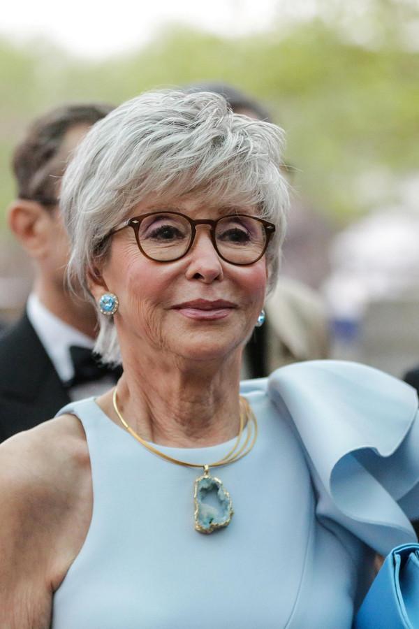 Rita Moreno, actrice de West Side Story