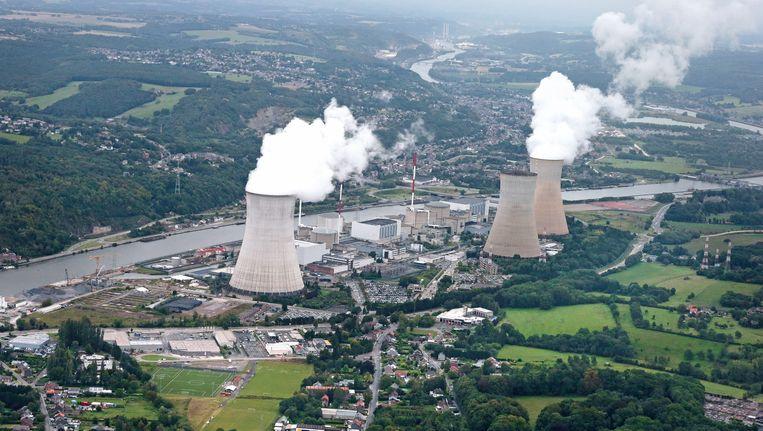De kerncentrale van Tihange. Beeld BELGA