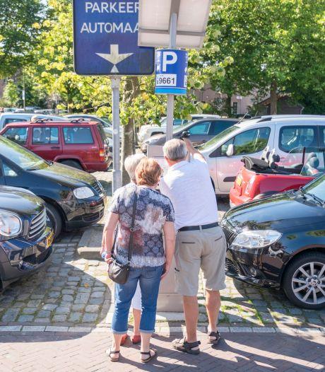 Voor 30 euro een jaar 'gratis' parkeren aan de Schouwse kust en het centrum van Zierikzee