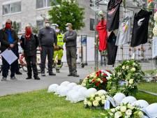 """Vakbonden bouwsector herdenken slachtoffers Nieuw Zuid: """"Het is genoeg geweest, we moeten lessen trekken uit deze ramp"""""""