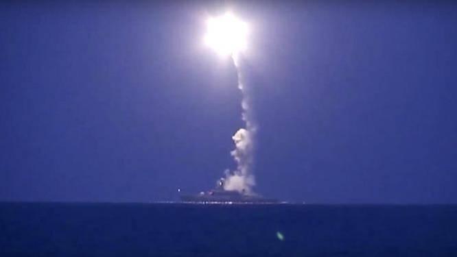 VS wijken uit voor Russische straaljagers