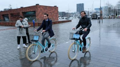 Vélo krijgt lichtblauwe concurrent