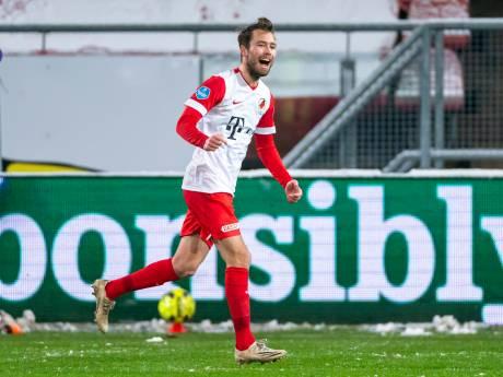 DiTo-trofee bij FC Utrecht voor Sander van de Streek