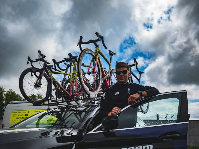 """ANNO 2021. Ex-wielrenner Jürgen Roelandts (35): """"Op mijn oude Harley naar Westvleteren"""""""