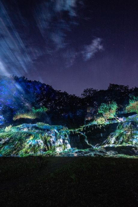 Kunstwerken van licht en geluid met een ecologische boodschap te zien op Schemerlichtfestival in Nijmegen