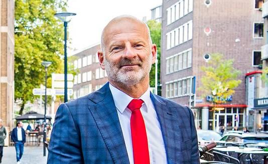 Wethouder Ronald Schneider.