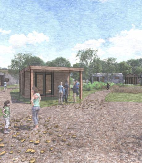 Wie een 'miniwoning' wil, kan nog in Sprang-Capelle terecht: bouw van wijkje met tiny houses in zicht