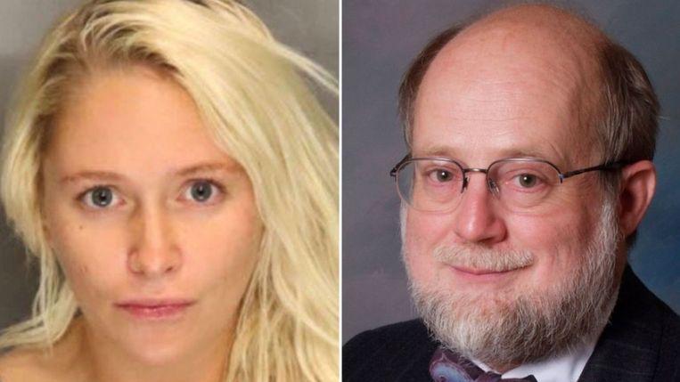 Links: Kelsey Turner. Rechts: Thomas Burchard.
