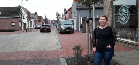 Petitie Dorpsstraat nog dagje langer open