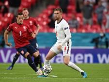 LIVE | Tsjechië na rust op jacht naar gelijkmaker op Wembley