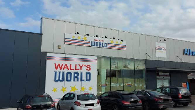 """Beruchte Mega World maakt plaats voor mysterieuze Wally's World in Mol: """"Nieuwe uitbater wordt ten onrechte aan voormalig eigenaar Mega World gelinkt"""""""