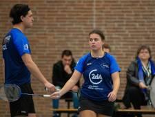 Badmintonners Smashing pakken punt tegen topploeg Almere: 'We hadden meer verdiend'