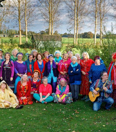 Het Brabantse koor Betje Wolff zingt Bella Ciao al 25 jaar: 'Zelfs op Paaspop hoorde ik het iedere dag'