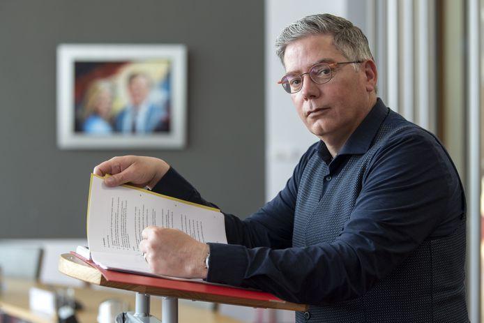 Mark Paters, wethouder van Twenterand.