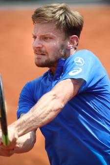 """Goffin sur le report de Roland-Garros: """"Je comprends le fond, mais pas la manière"""""""