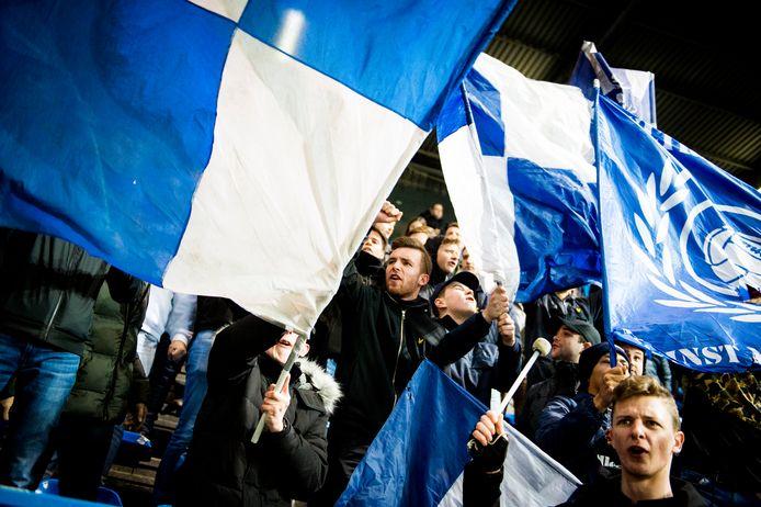 Er zakken op 4 augustus mogelijk supporters van AA Gent naar het kleine Spiere af. Illustratiebeeld
