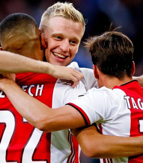 Afscheidstournee Ajax: 'De laatste rondgang van een unieke groep spelers'