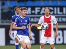 Bliksemstart helpt FC Den Bosch niet: eerste seizoensnederlaag in thuisduel met Jong Ajax