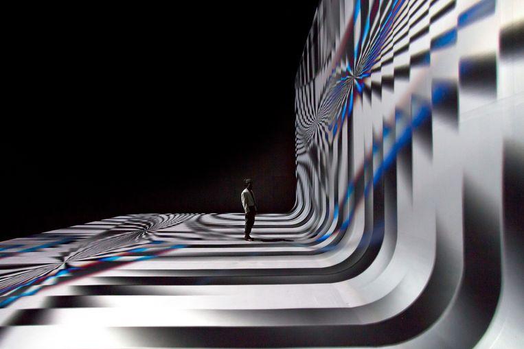 Shifting Proximities, t/m eind 2021 in Nxt Museum. Beeld Peter Tijlhuis
