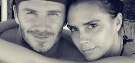 Une belle surprise pour les 45 ans de David Beckham