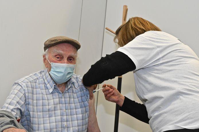 vaccinatiecentrum Wevelgem