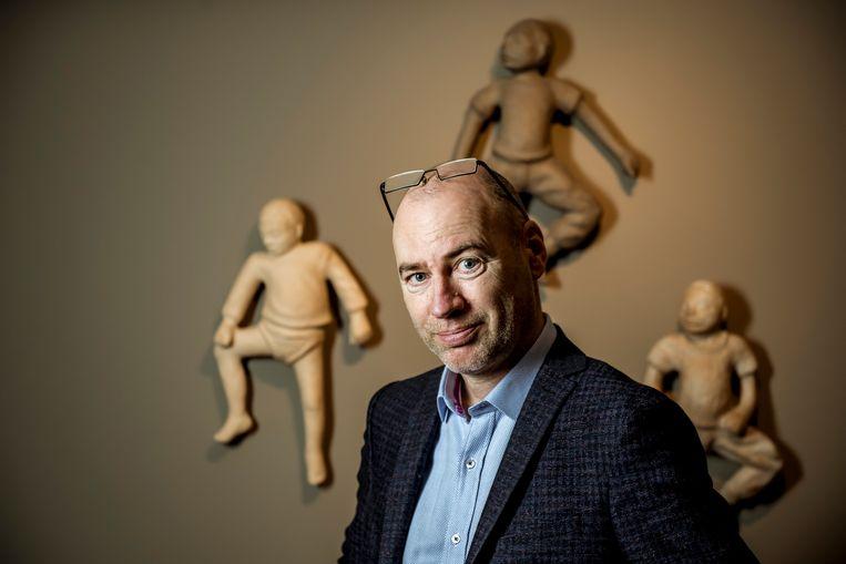 Professor Dirk Ramaekers is het hoofd van de taskforce vaccinatie in ons land.  Beeld Photo News