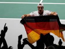L'Allemagne surprend l'Argentine grâce à Struff et Kohlschreiber