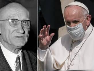 Paus wil EU-pionier Robert Schuman zalig verklaren