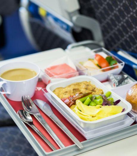 Bizar: restaurant biedt maaltijden uit het vliegtuig aan
