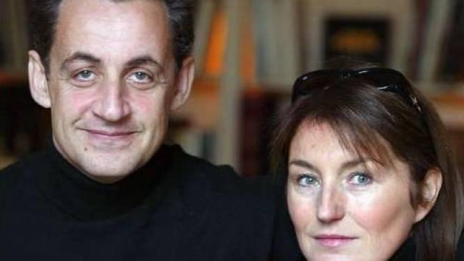 Cécilia Sarkozy brengt drie boeken uit over ex-man