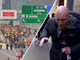 Verslaggever aangevallen tijdens coronaprotest in Australië