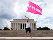 FreeBritney-beweging viert succes: 'We zijn zo trots'