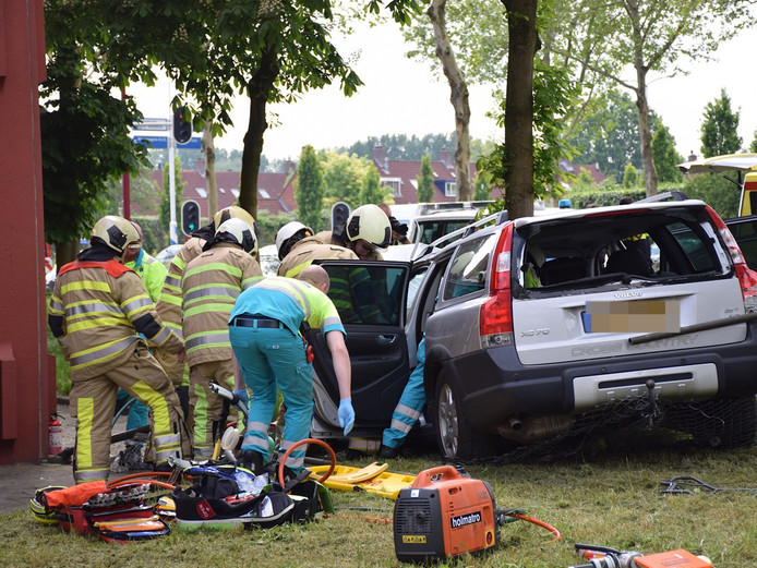 Ongeluk AC Verhoefweg Nieuwegein