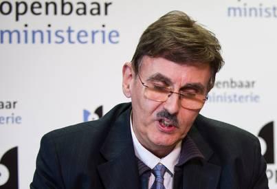 Antwerps procureur-generaal Yves Liégeois.