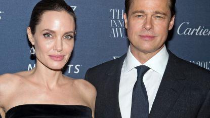 """""""Angelina Jolie en Brad Pitt ontmoeten elkaar in het geheim"""""""