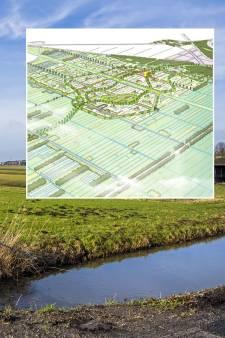 Bijzonder: in deze polder wordt een heel nieuw dorp gebouwd (maar het heeft nog geen naam)