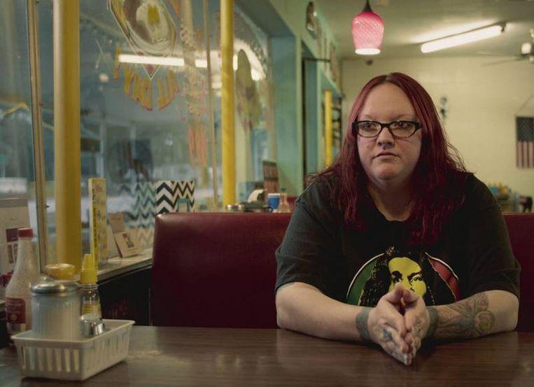 Filmmaakster Karen Winther.