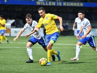 """Invaller en ex-prof Ibou Sawaneh (35) zet City Pirates bij debuut op weg naar remonte tegen Tongeren (3-2): """"Dit is een heel belangrijke zege"""""""