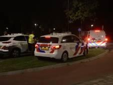 Politie rukt groots uit voor melding over man die met 'vuurwapen staat te zwaaien'