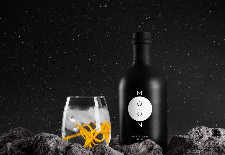 Moon gin.