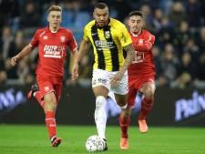 De laatste doelpuntenmaker: Jay-Roy Grot leert van jaar bij Vitesse