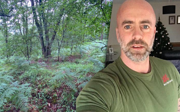 Het levenloze lichaam van de voortvluchtige terreurverdachte en extreemrechtse militair Jürgen Conings werd aangetroffen in het Nationaal Park Hoge Kempen, in een bijzonder dichtbegroeid en moeilijk bereikbaar deel van het Dilserbos.