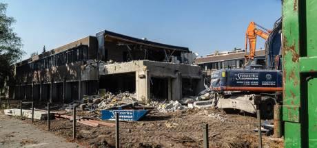 Slopen, stofwolken en partytenten met blije kopers voor de eerste steen; Breda bouwt zich suf